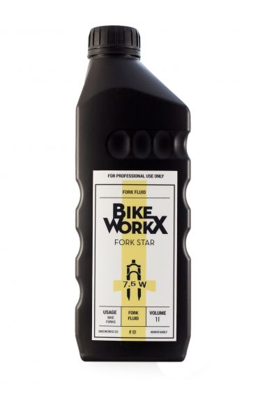 BikeWorkx Fork Star 7,5 WT Fork oil 1000ml