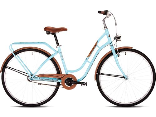 DRAG Oldtimer city comfort bike 28