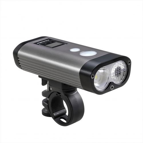 RAVEMEN PR1200  LED USB bike light 1200 lm