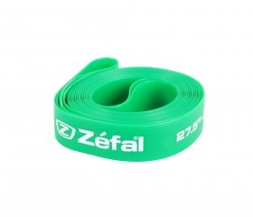 ZEFAL SOFT PVC RIM TAPES - Green - 27,5'' 20mm by pair
