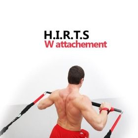 H.I.R.T.S W-ATTACHMENT 3-IN-1: 4 ROPE, METALLBAR and BELT