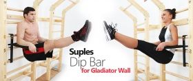 SUPLES DIP BAR  for Gladiator Wall