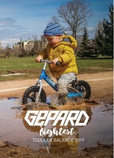 GEPARD Balance-kick bike