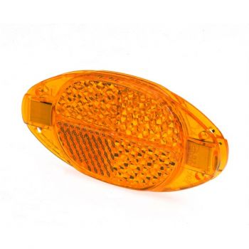 Bike spikes reflectors 4 set