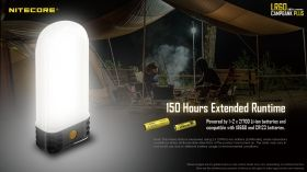 NITECORE LR60 USB-C CAMPING LIGHT with Power Bank Function