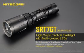 NITECORE SRT7GT USB SMART RING TACTICAL FLASHLIGHT