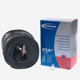 "27.5""/650B Schwalbe Bicycle Tube sv21"