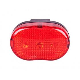 Rhino LED ultra bright rear bike light