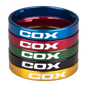 COX LIGHT Head Spacer Alloy 10mm