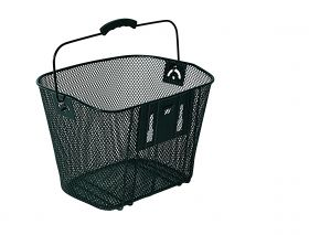 BELLELLI front metal bike basket