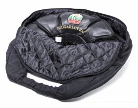 BULGARIAN BAG SUPLES STRONG GENUINE LEATHER