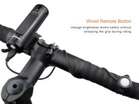 RAVEMEN CR900  LED USB bike light 900 lm