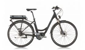 Shockblaze Harmony Shimano STEPS E6001 NEX 11 e-Bike Lady